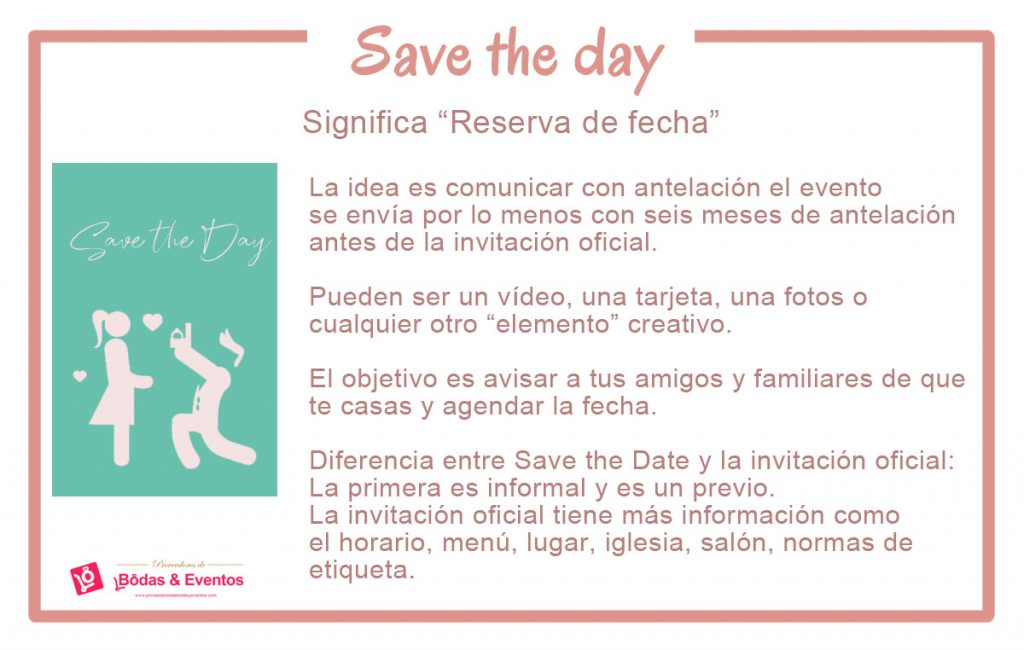 save the day que es